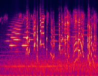 "83'53.4-84'16.9 ""It's an early Spring"", Dreaming with birdsong - Spectrogram.jpg"