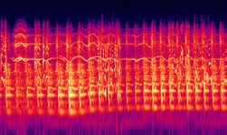 "The Man Who Collected Sounds - 13 Crowd, siren, timpani ""Don't let him go"" - Spectrogram.jpg"