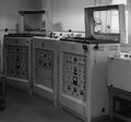 A pair of Motosacoche machines in Rooms 13 and 14 in 1961.jpg
