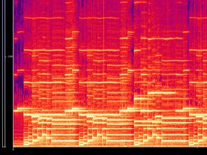Spectrograms - WikiDelia
